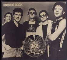 Load image into Gallery viewer, Mondo Rock - 3XY Music Survey Chart