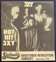 Load image into Gallery viewer, Skyhooks - 3XY Music Survey Chart