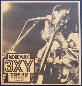 Steeleye Span - 3XY Music Survey Chart