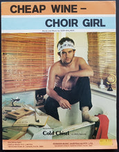 Load image into Gallery viewer, Cold Chisel - Choir Girl