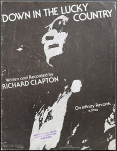 Clapton, Richard - Down In The Lucky Country