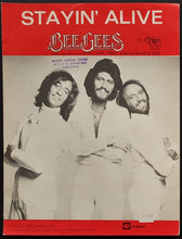 Load image into Gallery viewer, Bee Gees - Stayin' Alive