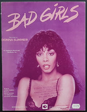 Load image into Gallery viewer, Donna Summer - Bad Girls