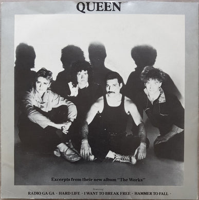 Queen - Excerpts From Their New Album