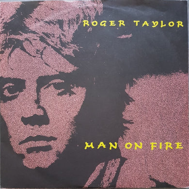 Queen (Roger Taylor) - Man On Fire