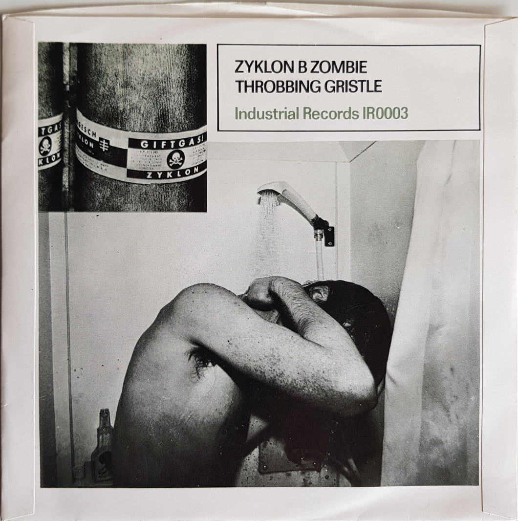 Throbbing Gristle - United / Zyklon B Zombie