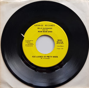 Alexander, Willie And The Boom Boom Band - Hit Her Wid De Axe