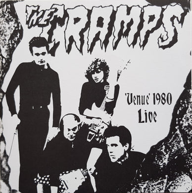 Cramps - 'Venue' 1980 Live