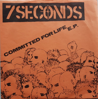 7 Seconds - Committed For Life E.P.