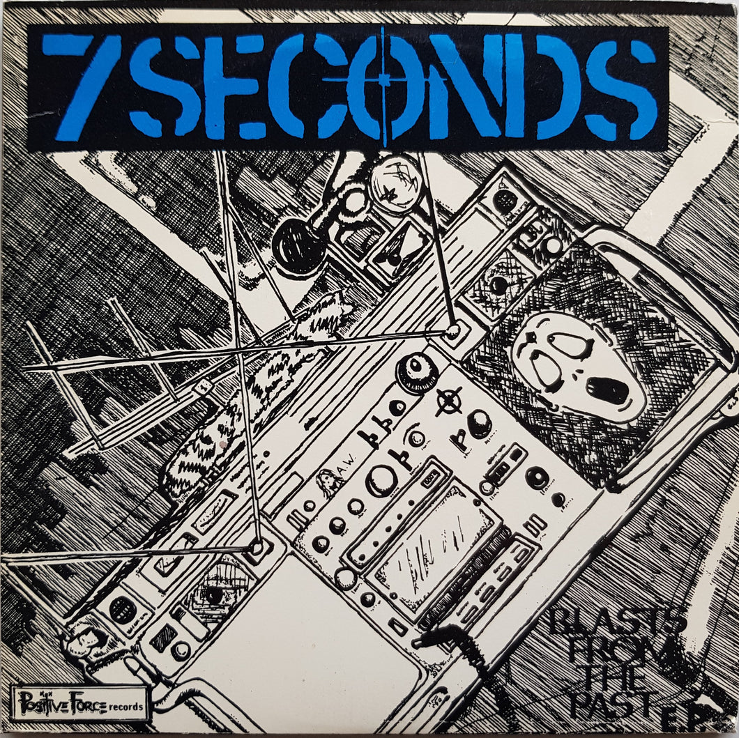 7 Seconds - Blasts From The Past E.P.