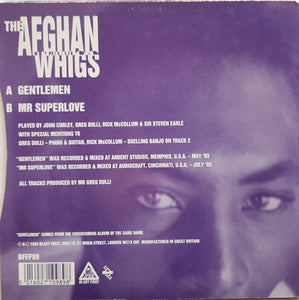 Afghan Whigs - Gentlemen