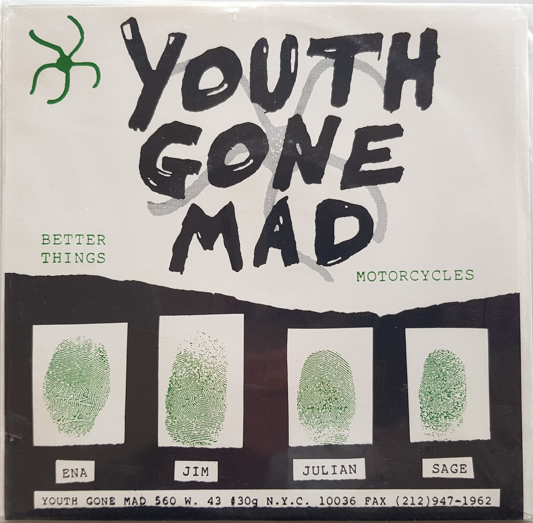 Youth Gone Mad - Better Things