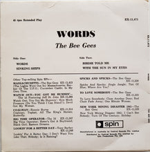 Load image into Gallery viewer, Bee Gees - Words