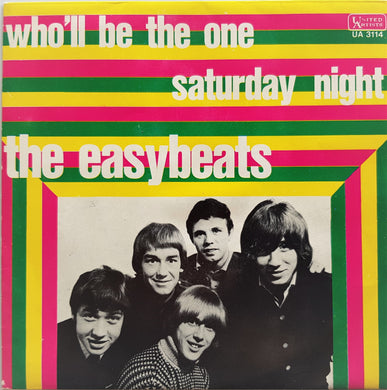 Easybeats - Who'll Be The One