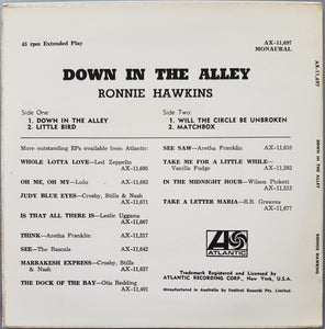 Hawkins, Ronnie - Down In The Alley