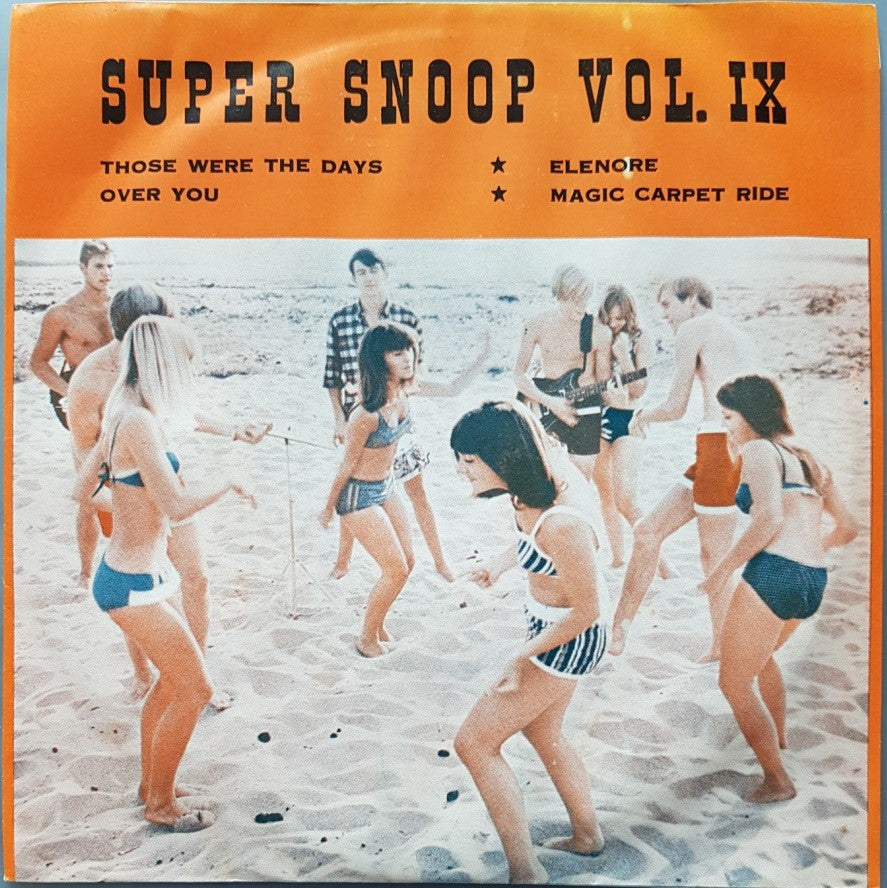 Mary Hopkin - Super Snoop Vol.IX
