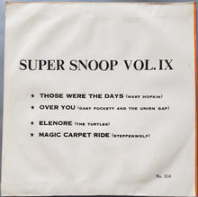 Load image into Gallery viewer, Mary Hopkin - Super Snoop Vol.IX