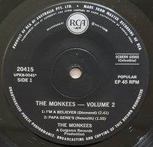 Load image into Gallery viewer, Monkees  - The Monkees - Volume 2