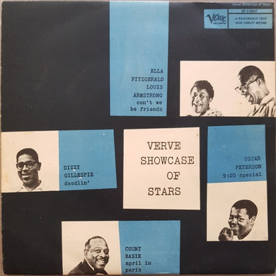 Dizzy Gillespie - Verve Showcase Of Stars