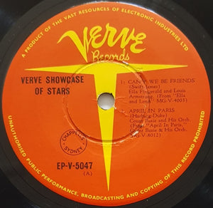 Louis Armstrong - Verve Showcase Of Stars