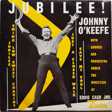Johnny O'Keefe - Jubilee!
