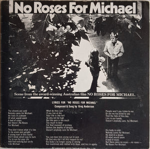 Anderson, Greg - No Roses For Michael