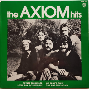Axiom - The Axiom Hits