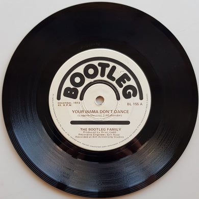 Bootleg Family - Your Mama Don't Dance / Honky Tonk Women
