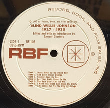 Load image into Gallery viewer, Johnson, Blind Willie - Blind Willie Johnson 1927-1930