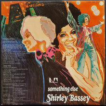 Load image into Gallery viewer, Shirley Bassey - Something Else