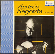 Load image into Gallery viewer, Andres Segovia - Andres Segovia Guitar