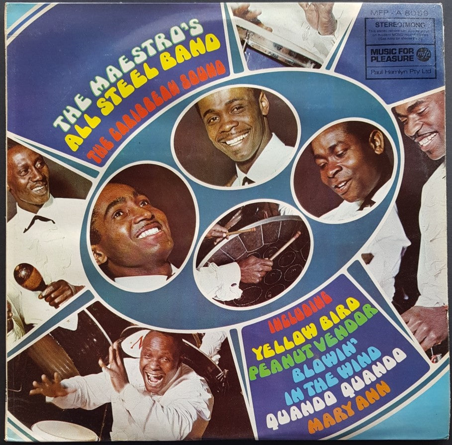 Maestro's All Steel Band - The Caribbean Sound