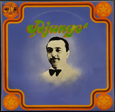 Django Reinhardt - Django And The Quintette Du Hot Club De France