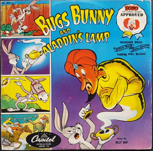 Blanc, Mel - Bugs Bunny And Aladdin's Lamp