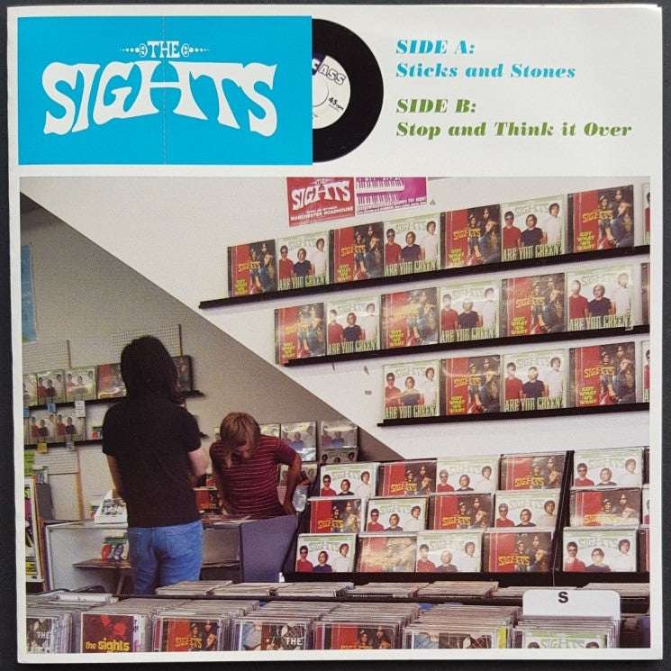 Sights - Sticks And Stones
