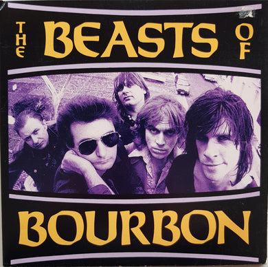 Beasts Of Bourbon - Let's Get Funky