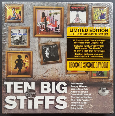 V/A  - Ten Big Stiffs