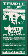 Load image into Gallery viewer, Beastie Boys  - Invitation