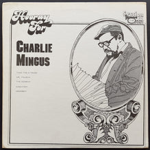 Load image into Gallery viewer, Charles Mingus  - Hooray For Charlie Mingus
