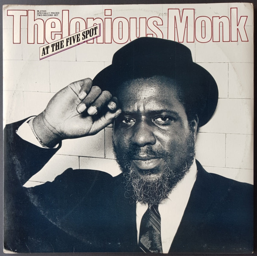 Thelonious Monk  - At The Five Spot