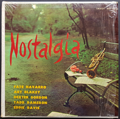 Fats Navarro  - Nostalgia (Fats Navarro Memorial No. 2)