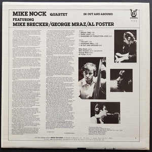 Mike Nock  - In Out And Around