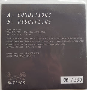 Jugular Cuts - Conditions
