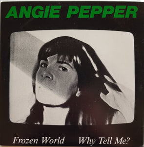 Angie Pepper - Frozen World