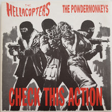 Load image into Gallery viewer, Hellacopters - Check This Action