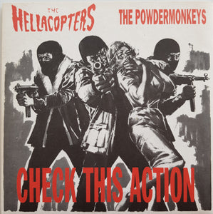 Hellacopters - Check This Action