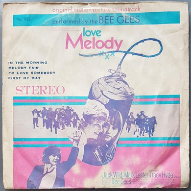 Bee Gees - Original Motion Picture Soundtrack Love Melody