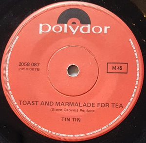Bee Gees (Maurice Gibb) - (TIN TIN)Come On Over Again / Toast And Marmalade