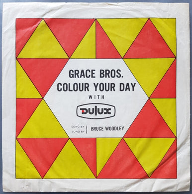 Bruce Woodley - Grace Bros. Colour Your Day With Dulux
