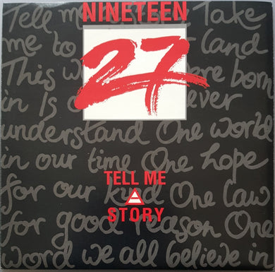 1927 - Tell Me A Story